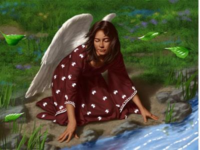 Angel of Fluidity