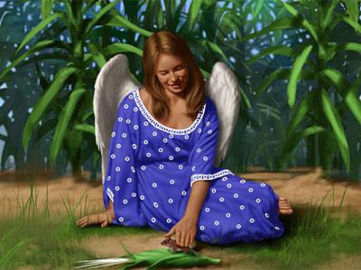 Angel of Nurturing