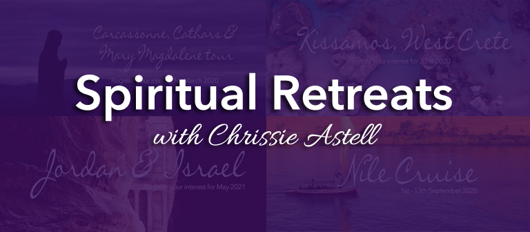 Spiritual Retreats with Chrissie Astell