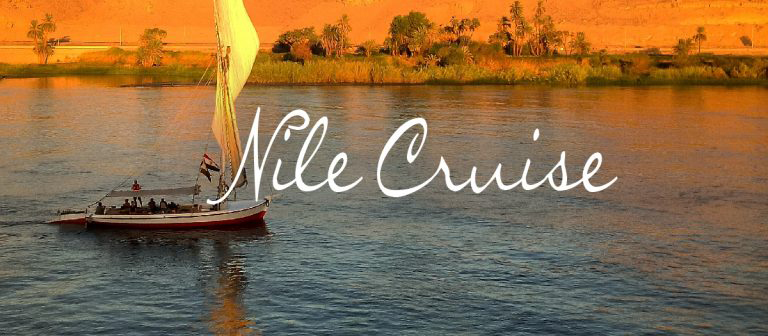 Chrissie Astell Nile Cruise Spiritual Retreat